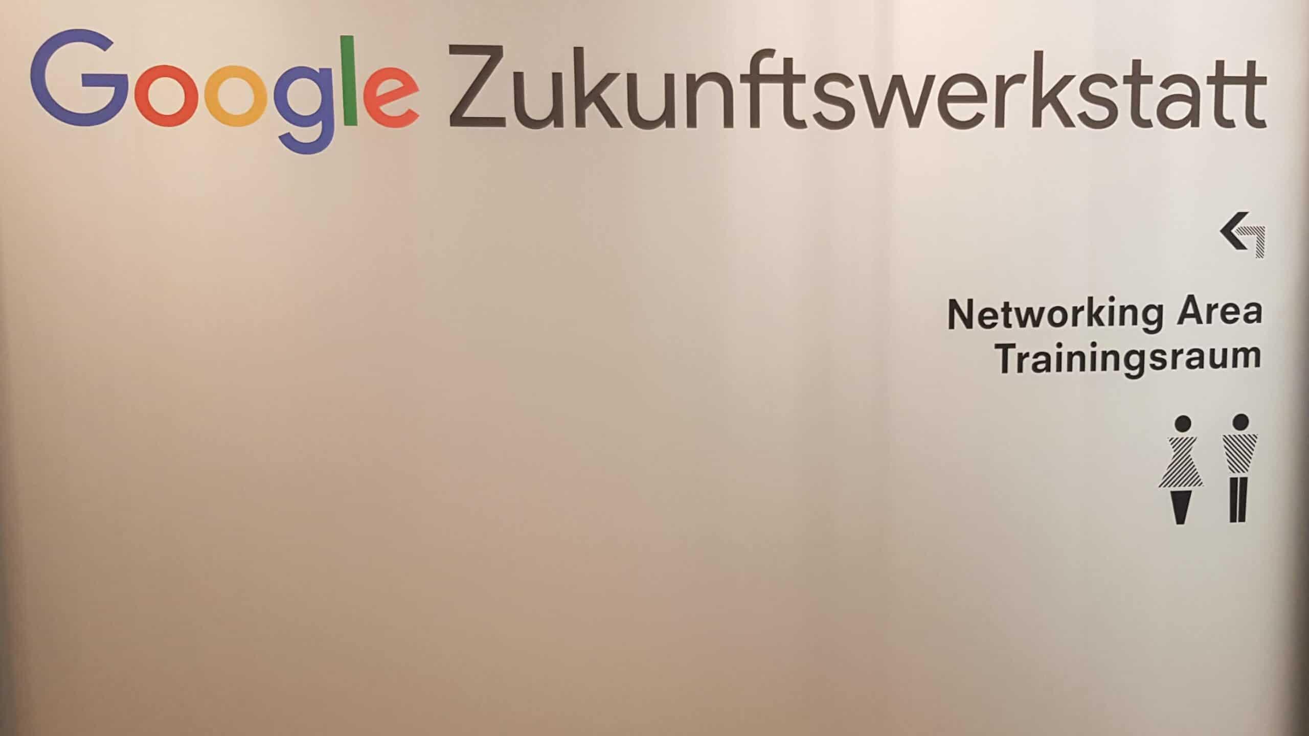 Benjamin Desche ist Trainer der Google Zukunftwerkstatt München